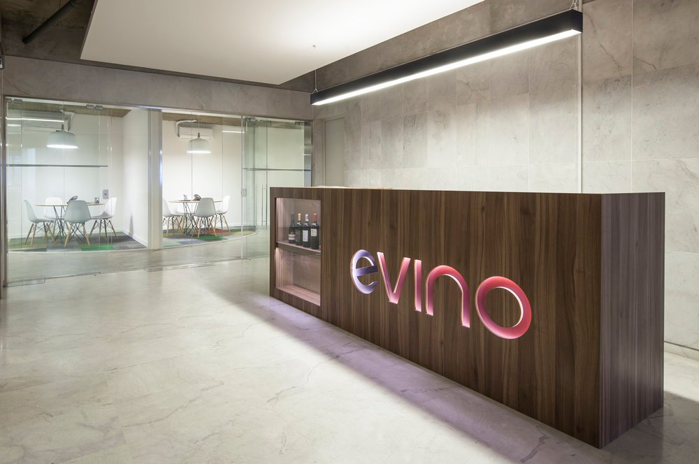 Evino case Oracle Portal ERP